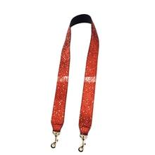 103cm Bag Strap Handbag Straps Replacement Parts Bag Belts Leather DIY Handles for Women Shoulder Bags Accessories Red Parts недорго, оригинальная цена