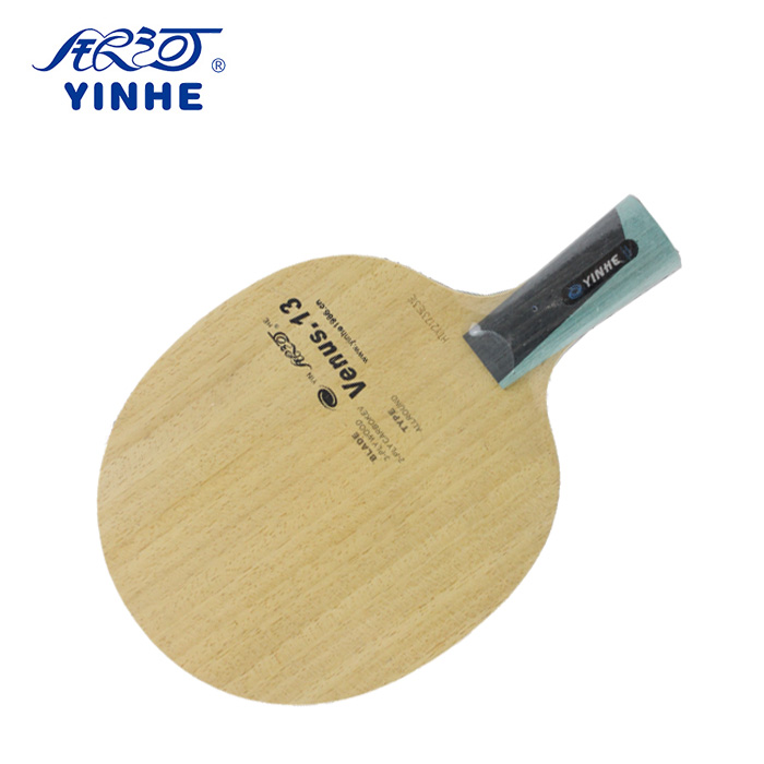 Yinhe V13 / Milky Way / Galaxy Venus 13 (V13, V 13, V-13) blue aryl carbon table tennis / pingpong blade