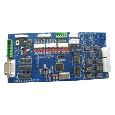 Printer Servo Board for Infiniti FY-3208 / FY-3206 printer parts infiniti printer media rolling board fy 3208s fy 320h printer parts