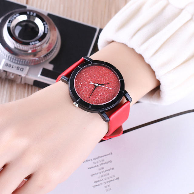 2017 New Arrival Couples' Quartz Wristwatches Simple Fashion Women's Dress Watch