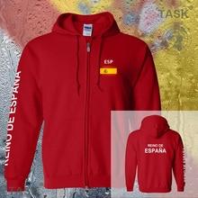 Spain Spanish Spaniard ESP mens hoodies and sweatshirts jerseys polo sweat suit streetwear tracksuit nations fleece zipper flags