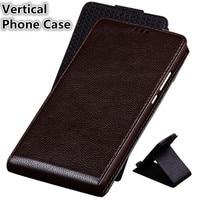 CJ06 Genuine Leather Vertical Flip Phone Bag For Samsung Galaxy S9 Plus(6.2') Case For Samsung Galaxy S9 Plus Vertical Case