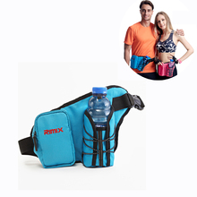 Sports waist pack multifunction outdoor City Jogging Bag Water bottle pockets men&women travel mountain biking,running bag