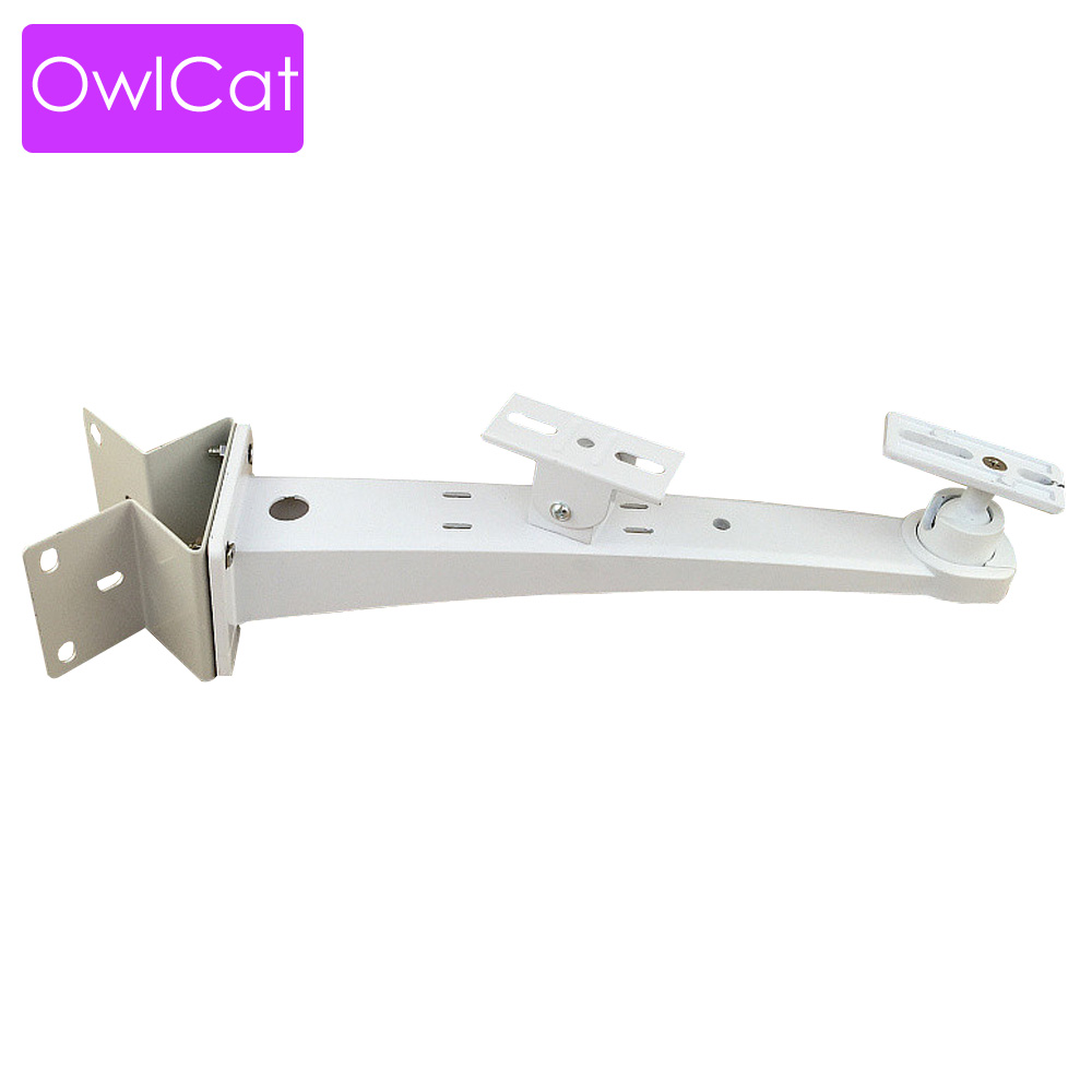 CCTV Bracket Wall Corner Double-head Cameras Mounting Bracket Support Universal Stand Bracket for Hikvision Dahua Camera eric tyson mutual funds for dummies