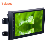 Seicane 9 Android 6.0/7.1/8.1 Car Radio For 2006 2012 Suzuki SX4 2Din GPS Navigation Multimedia Player Support DVR AUX OBD2
