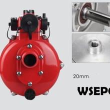 OEM КАЧЕСТВО! 2-дюймовый насос высокого Давление противопожарный насос в сборе подходит для 20 мм прямой ключом вал бензинового или дизельного двигателя