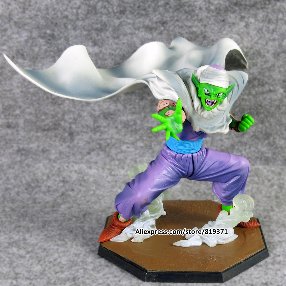 New Hot 15cm Japanese Anime Juguetes Figures Bandai Tamashii Nations Figuarts ZERO Dragon Ball Z Action Figures Piccolo Toys