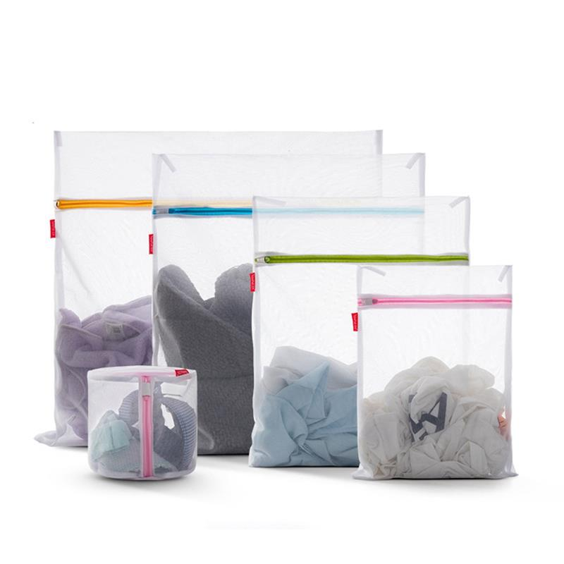 New Durable Washing Machine Refined Mesh Laundry Bag Bra Clothing Storage Net Bag
