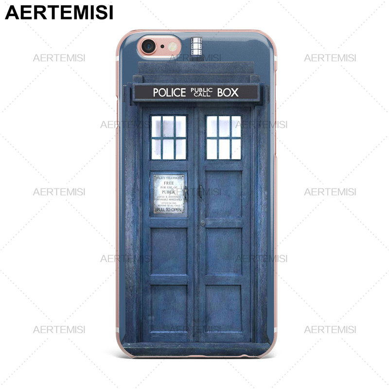 Industrious Aertemisi Phone Cases Tardis Doctor Who Police Public Call Box Clear Tpu Case Cover For Iphone 5 5s Se 6 6s 7 Plus Elegant In Smell Cellphones & Telecommunications