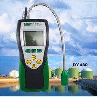 Brennbaren Gas Meter Erdgas Meter LPG Monitor Ziel Gas Detektor 0 zu 5000ppm