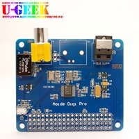 UGEEK AOIDE HIFI DiGi Pro Digital Sound Card For Raspberry Pi 3 Model B Two Oscillators