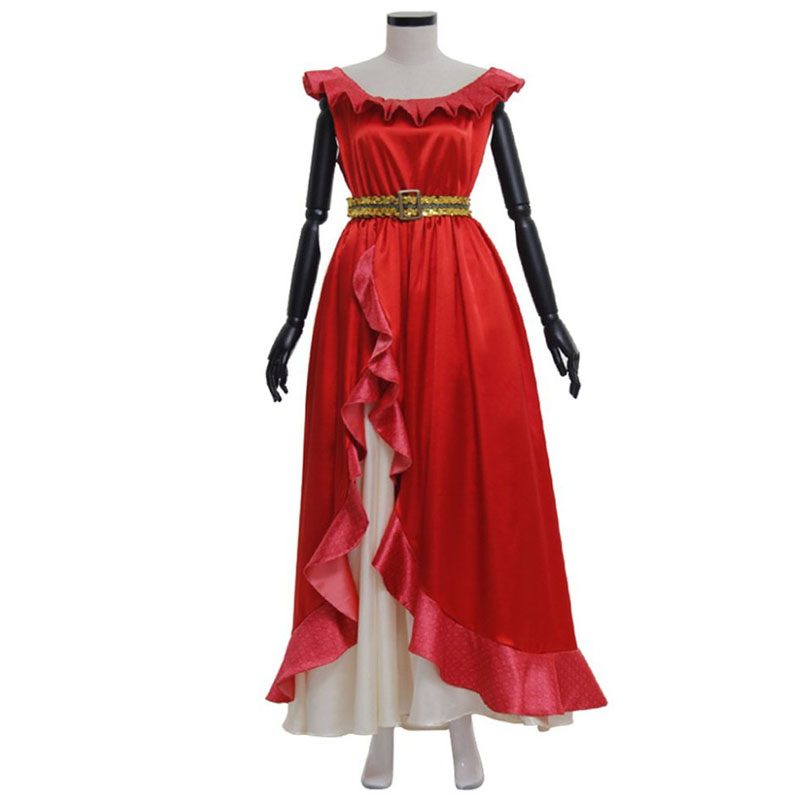 Dress Princess Elena of Avalor