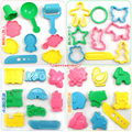 Free Shipping Play Dough Playdough Polymer Clay Plasticine Mold Tools Set Kit, 36pcs