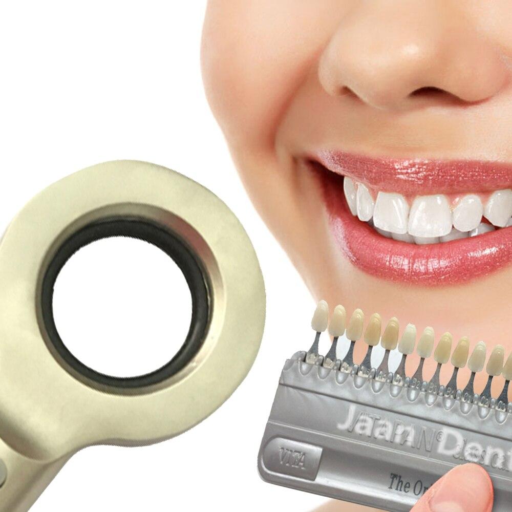 A0015 abat-jour dentaire de LED tenu dans la main assorti à la lumière pour le blanchiment des dents et l'accumulation en céramique