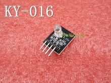 Smart Electronics 5pcs/lot FZ0455 4pin KEYES KY-016 Three Colors 3 Color RGB LED Sensor Module for Arduino DIY Starter Kit KY016