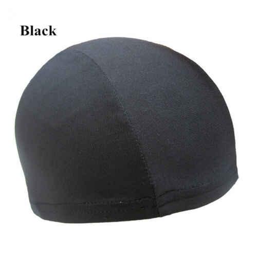2019 New Unisex Men Under Helmet Cap Running Cycling Helmet Liner Skull Cap Beanie Hat Solid Colors