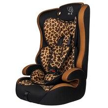 0-4 лет ребенок сиденье безопасности автомобиля с ребенка ребенок 9 месяцев-12 лет сидит 3C сертификации