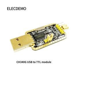 Image 5 - Модуль датчика тока WCS1800, модуль обнаружения переменного тока постоянного тока 30 А, последовательный выход, защита от перегрузки по току