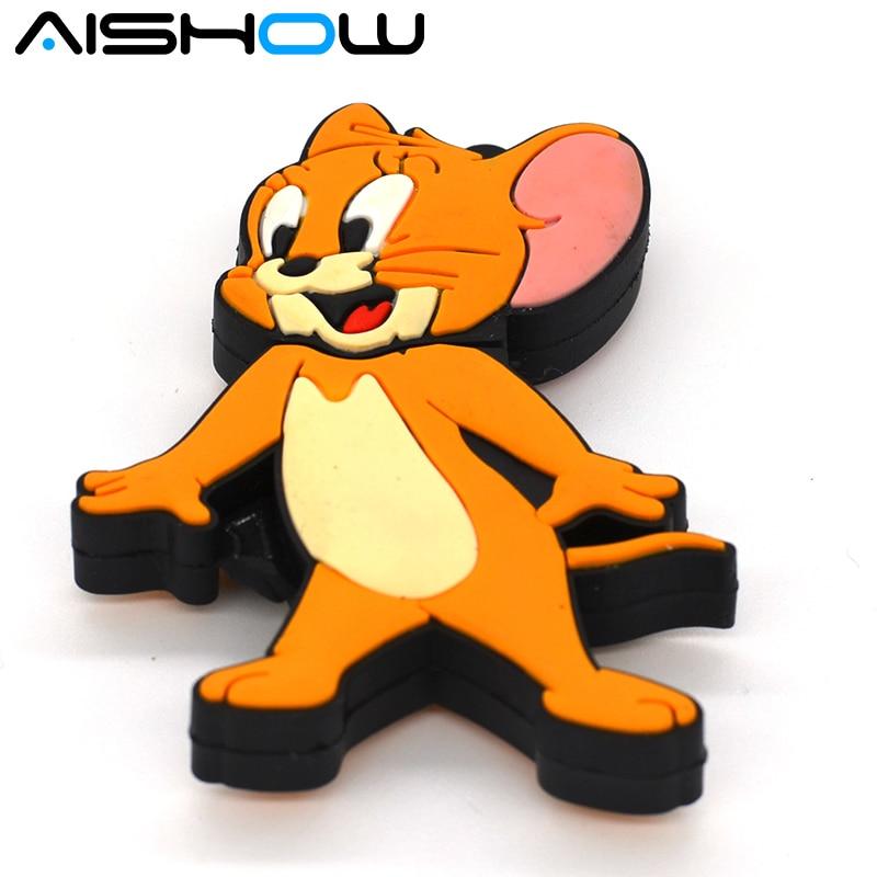 Силиконовые USB флэш-накопитель творческая пара подарок персонализированные мультфильм ручка привода флэш-памяти USB специальное предложение бесплатная доставка