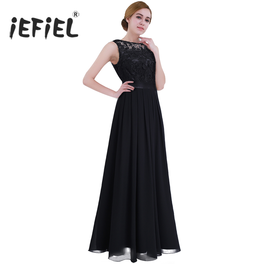Black dress for prom night - Eleglant Women S Vestidos Dress Pink Women Clothes Ladies Embroidered Chiffon Evening Night Party Dress Long Prom Gown Dresses