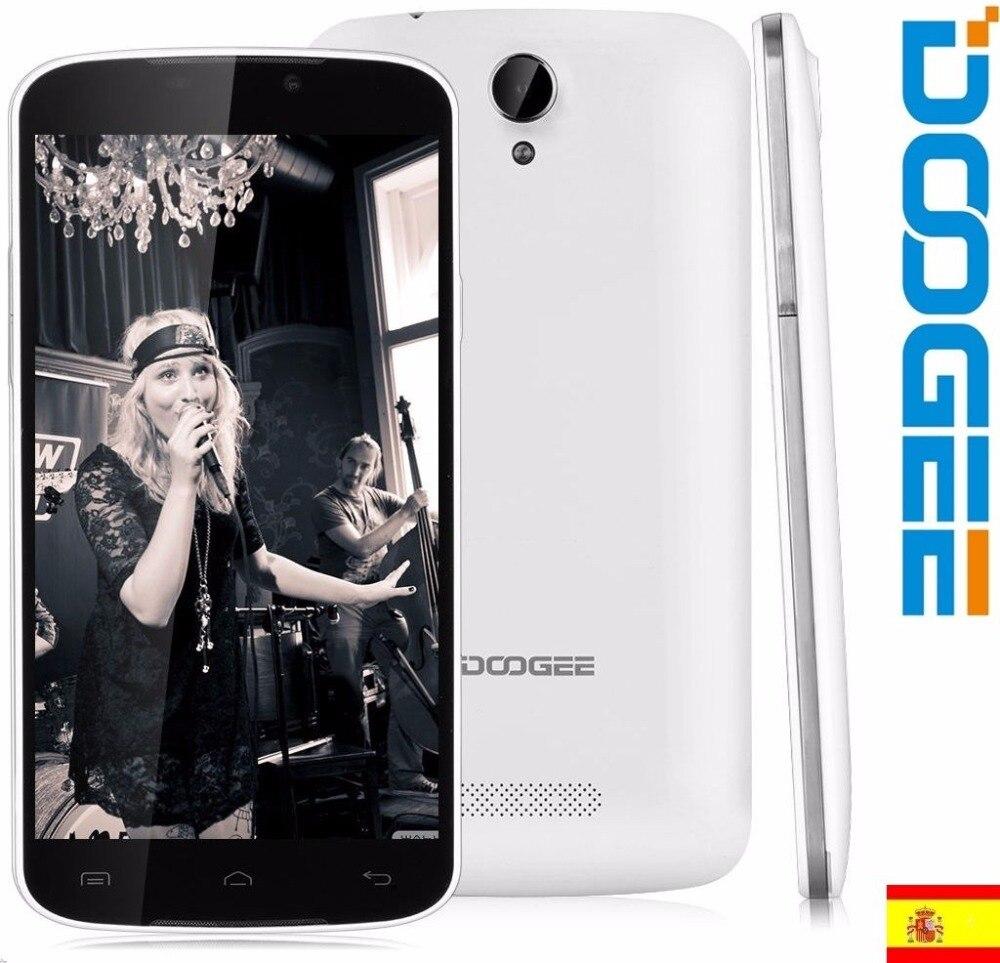 "Original Doogee X6 Pro MT6735 Quad Core Android 5.1 Cell Phone 3G WCDMA 2GB RAM 16GB ROM 5.5"" IPS GPS 1280*720 8.0MP 3000mAh"