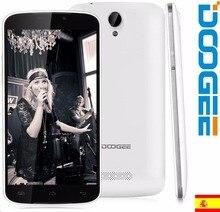 "Оригинал DOOGEE X6 Pro MT6735 Quad Core Android 5.1 сотовый телефон 3 г WCDMA 2 ГБ оперативной памяти 16 ГБ ROM 5.5 ""IPS GPS 1280*720 8.0MP 3000 мАч"