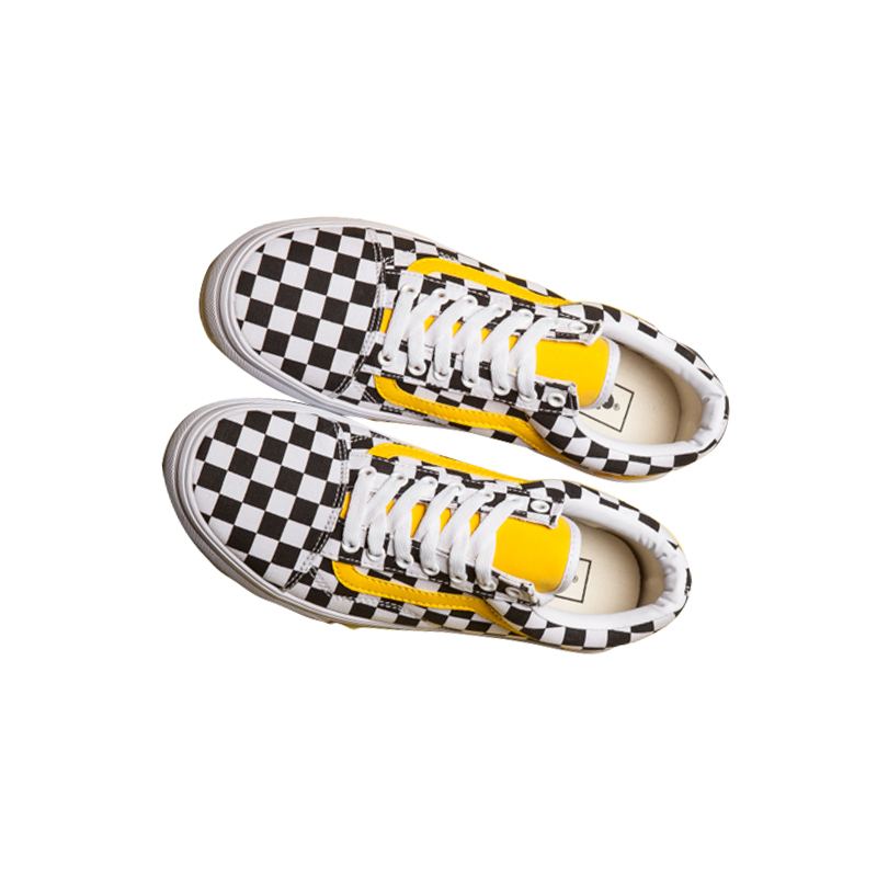 9580b83c3cf Vans Old Skool Classic Checkerboard Lattices Skateboarding Shoes for Men  VN0A856931U 40 44-in Skateboarding from Sports   Entertainment on  Aliexpress.com ...