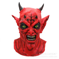 devil horror mask halloween scary mask terror halloween accessories