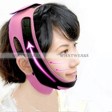 1PC Face Lift Up Belt Sleeping Face Lift Mask Massage Slimming Face Shaper Relaxation Facial Slimming