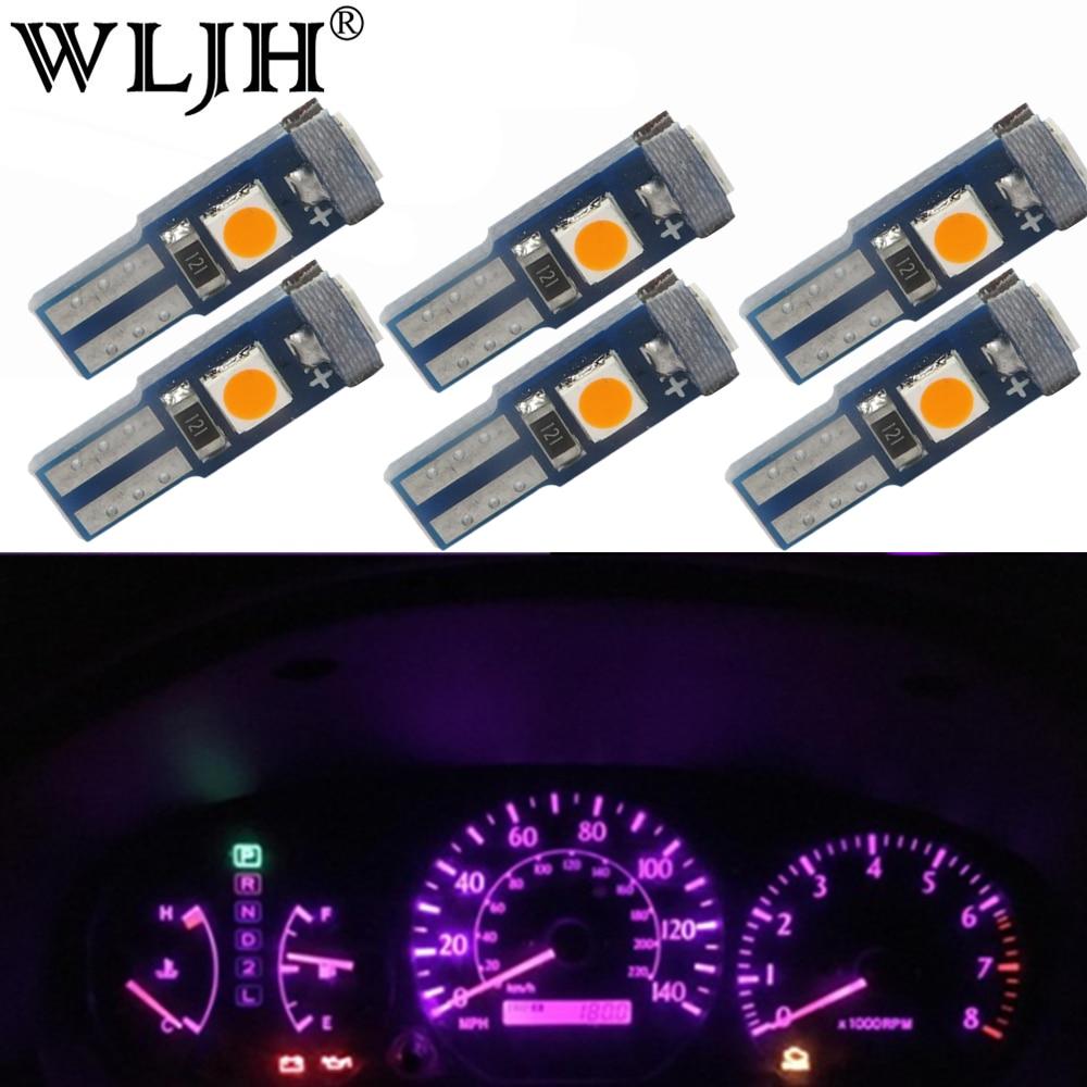 19,69 ft Glasfaserlicht Autoseitenlicht 12V 1W wasserdichte LED-Beleuchtung Glasfaserrohr Auto Innenatmosph/äre Neonstreifenleuchten TABEN 6 m