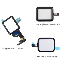 Netcosy Front Glass Touch Screen Digitizer Touch Panel Repair For Apple watch series 1/2/3/4 38mm/42mm /44mm Touchscreen