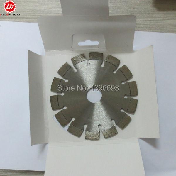 Hoja de sierra circular de diamante láser 125X10X22.23mm para - Hojas de sierra - foto 5