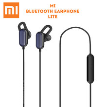 Original Xiaomi Bluetooth Earphones Waterproof IPX4 In-ear Sports Earbuds with Line Control Microphone Youth Lite Version(China)