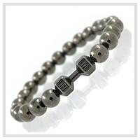 CCB-Beads-Bracelet-Unisex-Golden-Silver-Black-Alloy-Barbell-Jewelry-Women-Fitness-Fit-Life-Prayer-Dumbbell (1)