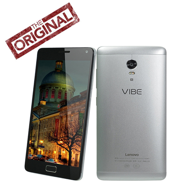 US $151 99 |Original Lenovo Vibe P1 P1C58 LTE Cell Phone Android 5 1  MSM8939 Octa Core 5 5