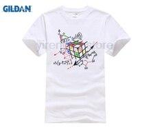 GILDAN marca trabajo de matemáticas camiseta del verano Calidad Algodón  Hipster cubo impreso StreetWear Swag( 0acd05b04cd