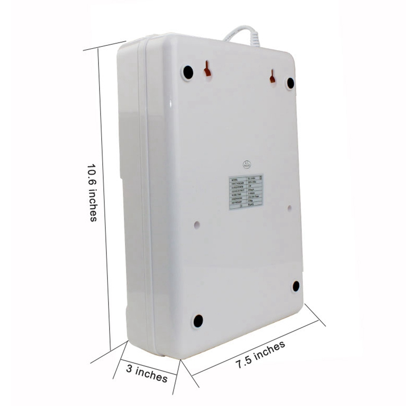 Portable Active Ozone Generator Sterilizer Air Purifier Purification Fruit Vegetables Water Food Preparation Ozonator Ionizato in Air Purifiers from Home Appliances