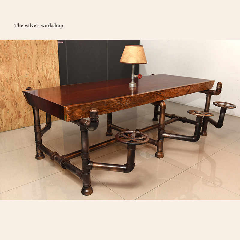 American Industrial Pipe Office Furniture Golden Years Series