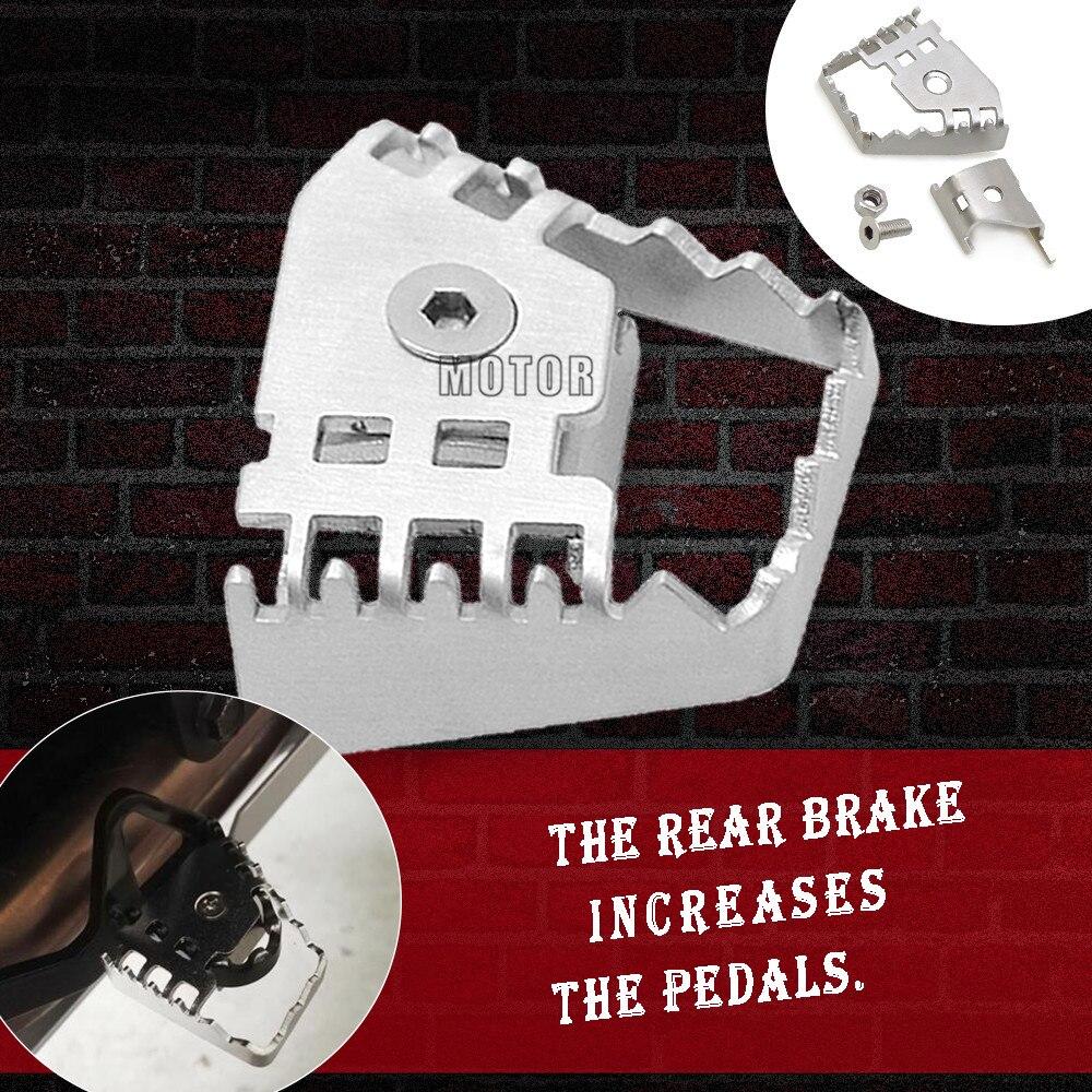 Für BMW R 1150 GS R 1200 GS R1200GS ADV R1200GS LC Motorrad Fuß Bremshebel Verlängerung Bremse Hinten Peg pad Vergrößern Extender