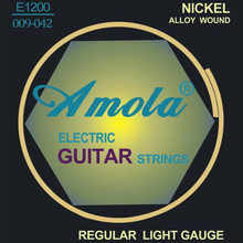 Free Shipping Elixir 12102 Nanoweb .011-.049 Electric guitar strings Super Light musical instrument guitar parts wholesale все цены