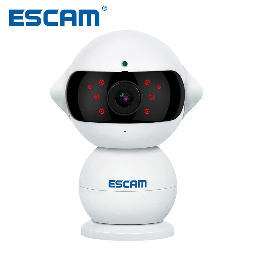 imágenes para Escam Elf QF200 Wifi Mini IP Cámara 1.3MP HD 960 P Onvif P2P Visión Nocturna de Seguridad CCTV Cámara de Vigilancia de interior
