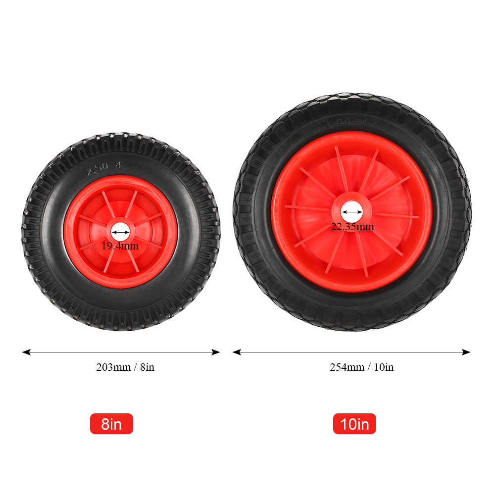 Detail Feedback Questions About 1pc 8 10 Kayak Cart Wheel