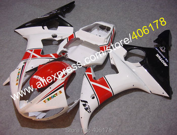 Custom ABS plastic fairing for YZF R6 2005 YZFR6 05 YZF600R Motul fairings motorcycle (Injection molding)
