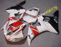 Hot Sales,Custom ABS plastic fairing for YAMAHA YZF R6 2005 YZFR6 05 YZF600R Motul fairings motorcycle (Injection molding)