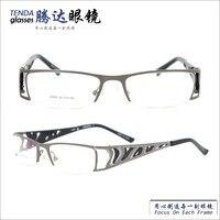 Nowy Projektant Mody Okulary Oprawy Okularowe Dla Obiektywów Receptę Mężczyzn