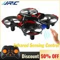 JJR/C JJRC H56 микроквадрокоптер с инфракрасным датчиком мини Дрон Радиоуправляемый квадрокоптер игрушки VS JJRC H36 режим управления жестами
