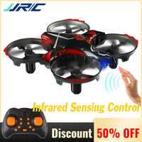 JJR/C JJRC H56 Micro Quadcopter mit Infrarot Sensor Mini Drone Quadrocopter RC Spielzeug VS JJRC H36 Gesture Control modus