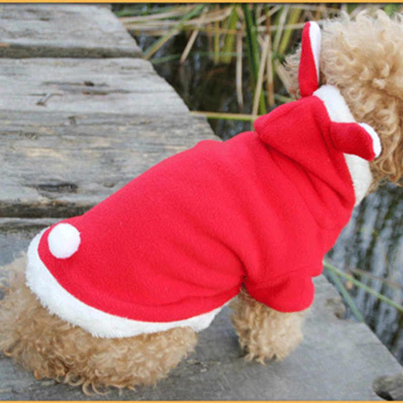 507cf20bc3f270 ... Rabbit Design Pet Clothes Winter Cat Clothes Cute Pet Clothing for Cats  Hoodie Warm Pet jacket ...