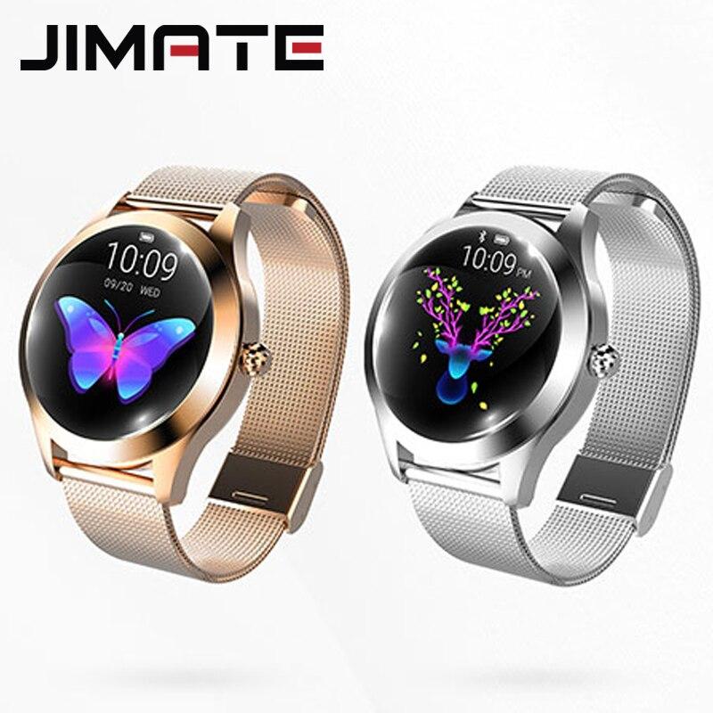2019 Women Smart Watch Lover Bracelets Health Heart Rate Monitor Watchband Step Counter Fitness Tracker Smart Wristband Bracelet