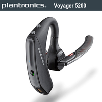 Plantronics Voyager 5200 / 5200 UC Bluetooth Wireless Earphone Headset Voice Control Four mic Noise Cancelling For Phone